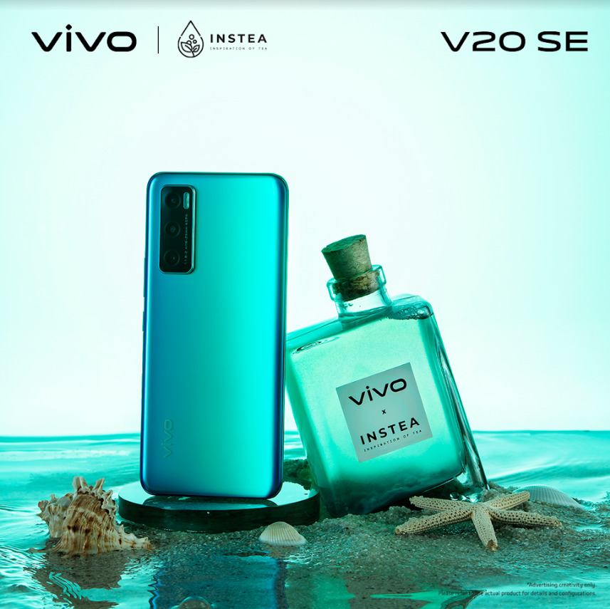 Vivo V20 SE Aquamarine Colour Arrives In Malaysia For RM1,199 9