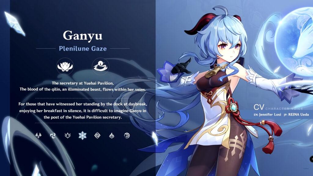 Genshin Impact 1.2 update