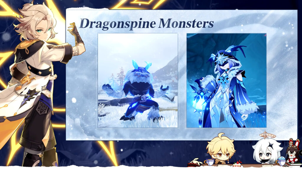 Genshin Impact 1.2 Update: Dragonspine Map, New Characters, New Events, And More 29