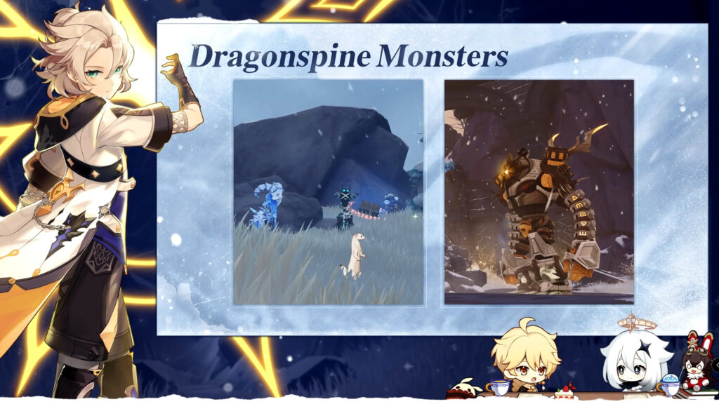 Genshin Impact 1.2 Update: Dragonspine Map, New Characters, New Events, And More 30