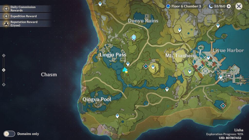 Genshin Impact: Where To Find Hilichurl Wei For Primogems? 22