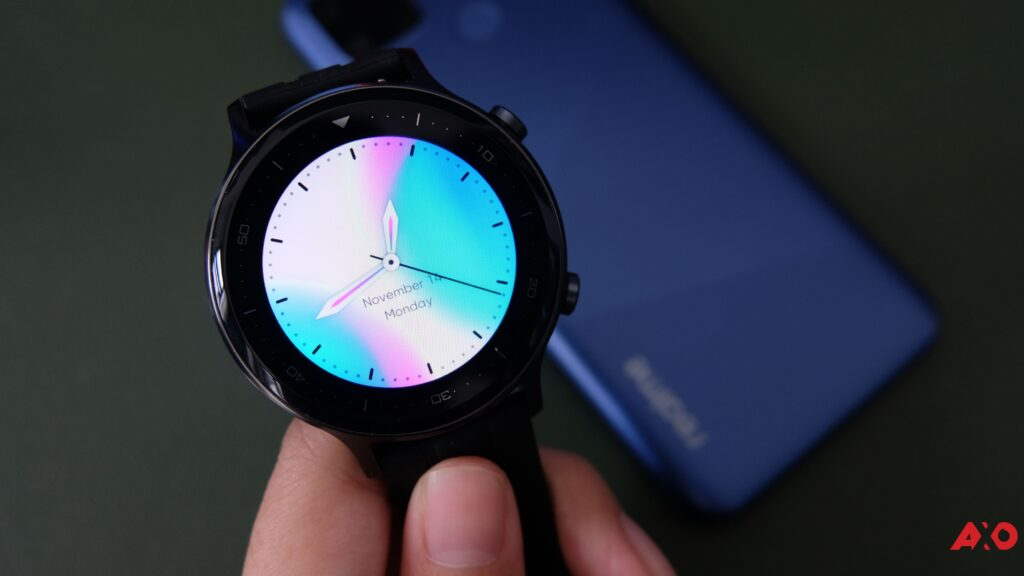 realme Watch S dial face