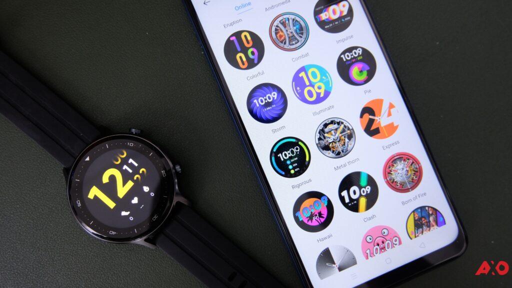 realme watch s app link