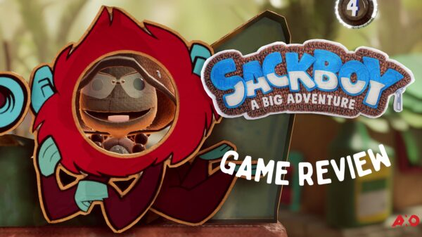 Sackboy: A Big Adventure PS4 Review - Super Adorable With Loads Of Co-Op Fun! 12