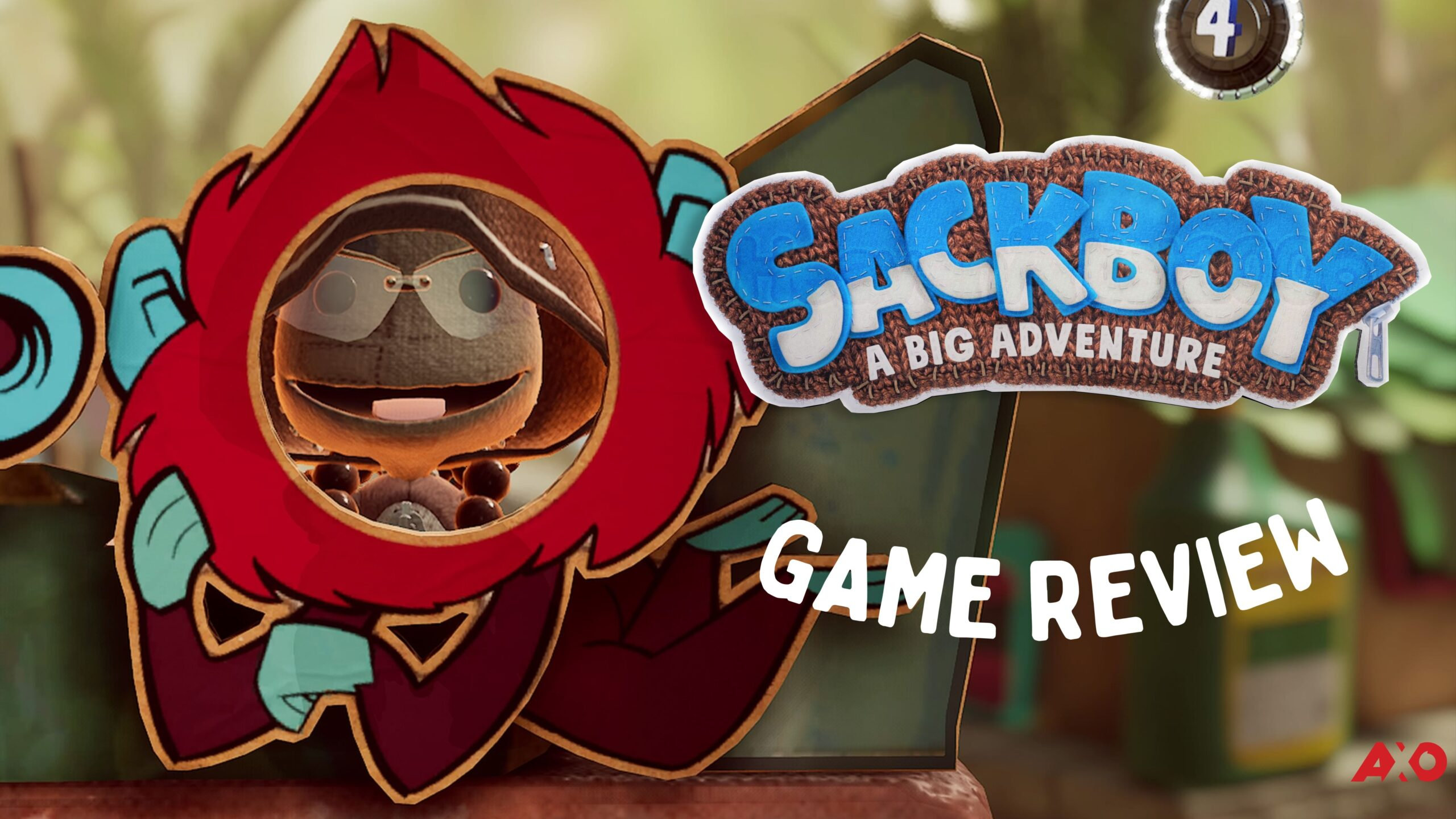 Sackboy: A Big Adventure PS4 Review - Super Adorable With Loads Of Co-Op Fun! 11