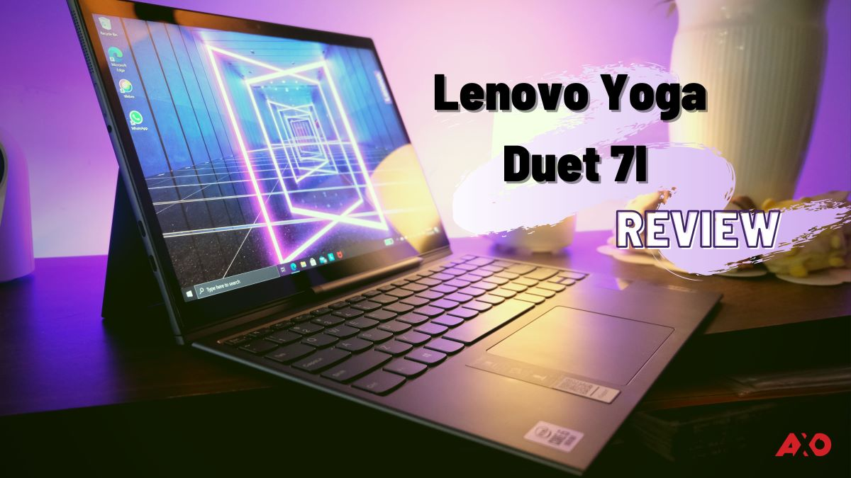 Lenovo Yoga Duet 7i Review: Amazing Versatility For Every Workspace 13