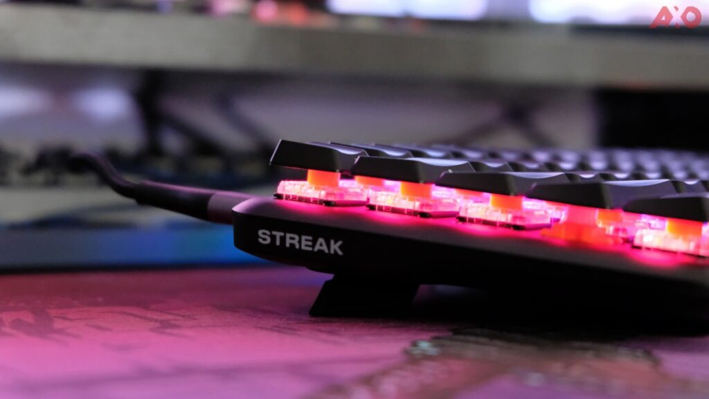 FNATIC Streak 65 Mechanical Keyboard Review: Petite In Size, Jam Packed In Features 13