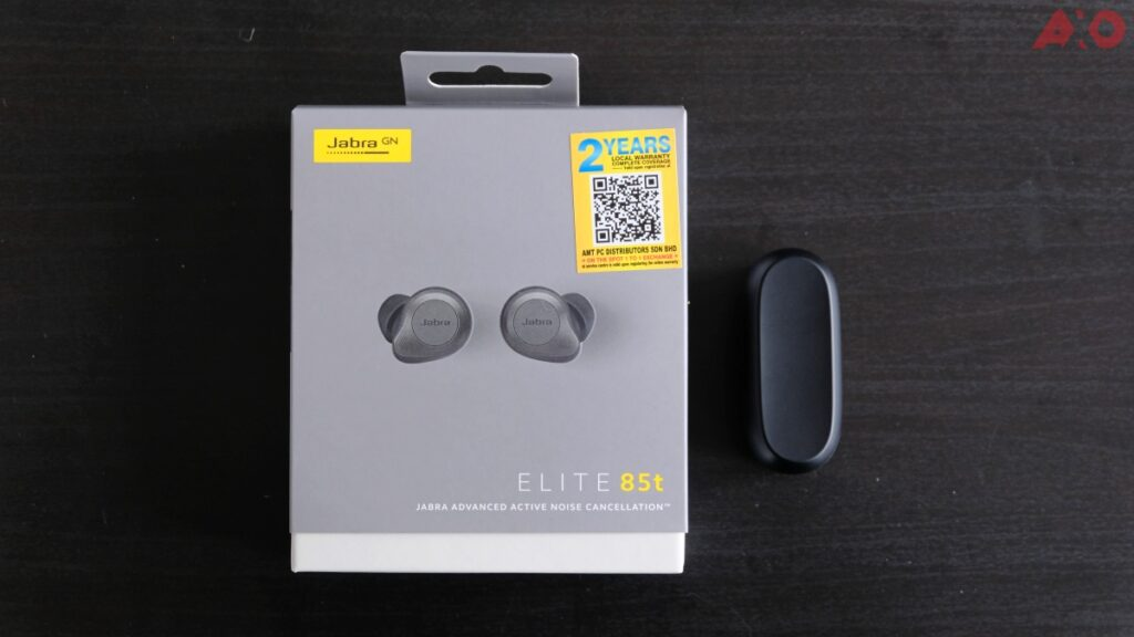 Jabra Elite 85t TWS Earbuds Review: Fully Adjustable ANC In A Tiny Package 19