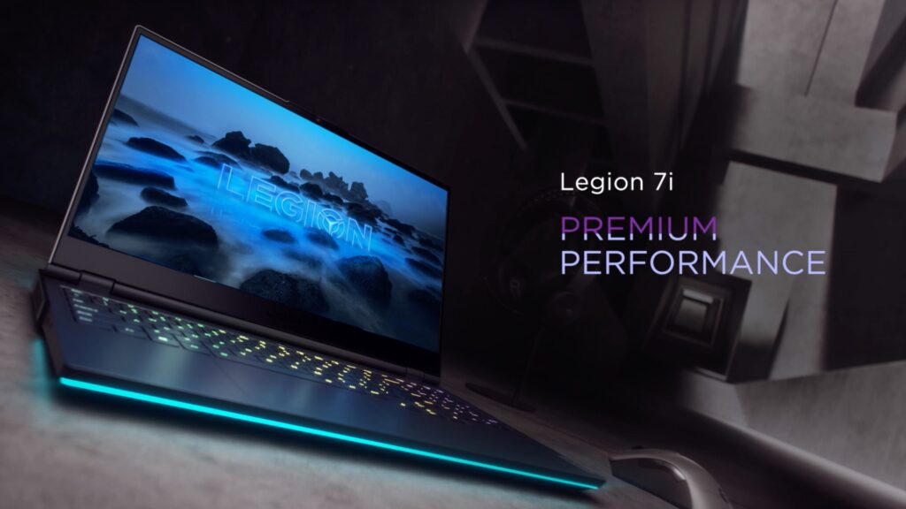 Work Hard And Play Hard With The Lenovo Legion 7i, Featuring Legion TrueStrike Keyboard And Coldfront 2.0 18
