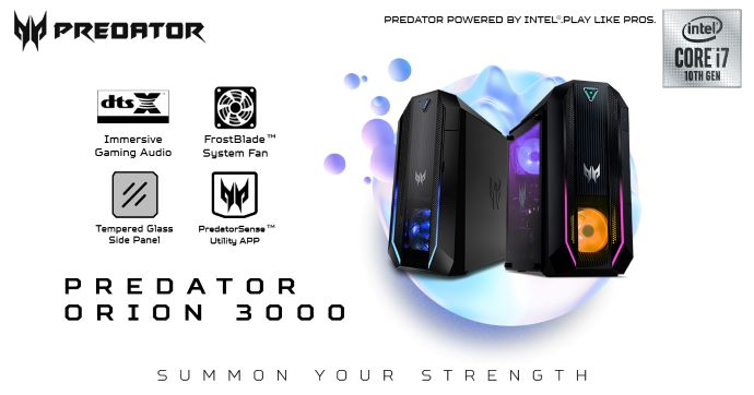 Acer Predator Launches New Orion 3000 Desktop And Two New USB Type-C Monitors 18