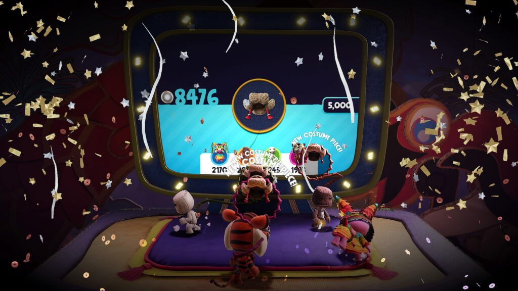 Sackboy: A Big Adventure PS4 Review - Super Adorable With Loads Of Co-Op Fun! 16