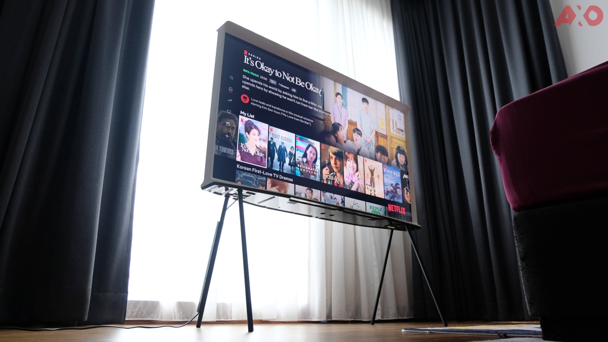 Samsung The Serif TV Review