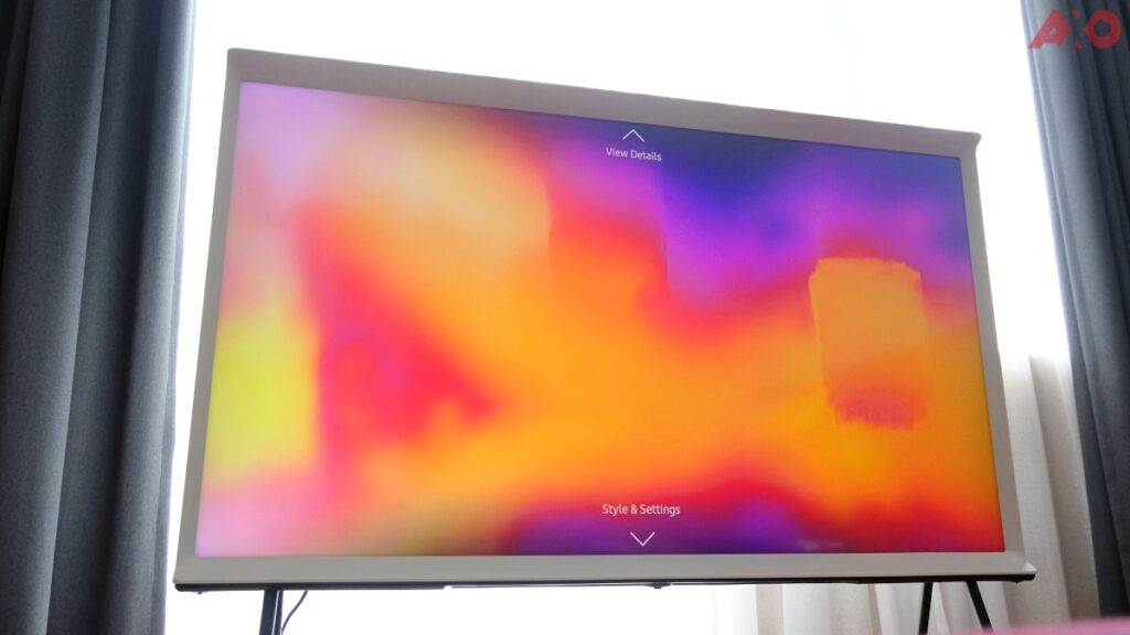 Samsung The Serif TV (2020) Review: A Work Of Art, A State Of TVs 18