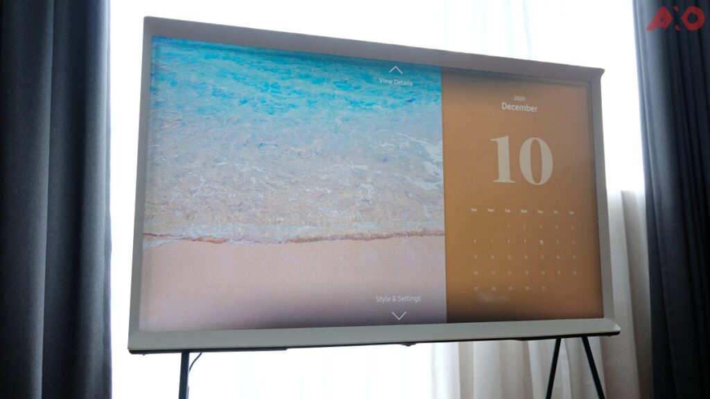 Samsung The Serif TV (2020) Review: A Work Of Art, A State Of TVs 20
