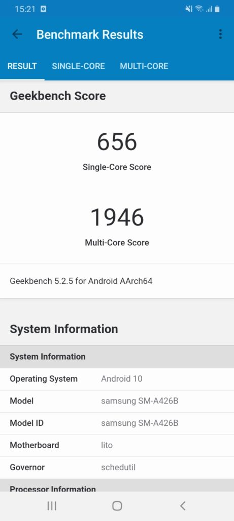 Samsung Galaxy A42 5G Review: Decent Hardware, Complimented By 5G 18