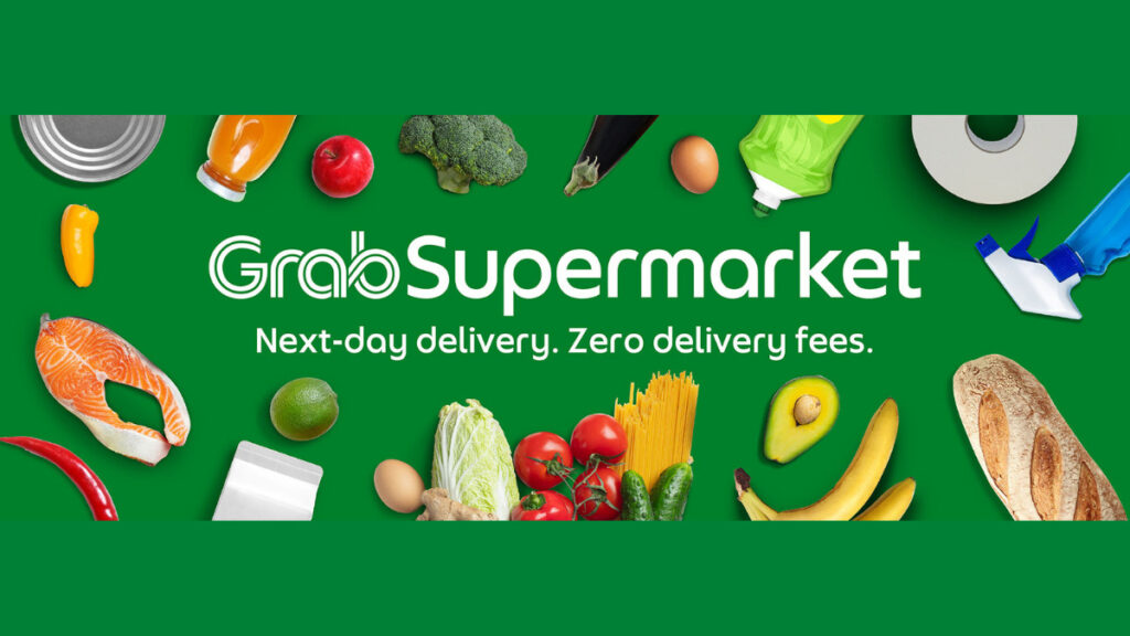 GrabSupermarket