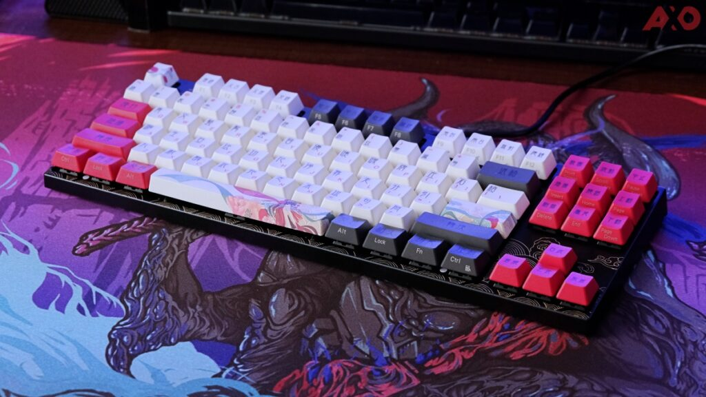 Varmilo Sakura And Sea Melody VA87M TKL Keyboard Review: Form And Function In Perfect Harmony 53