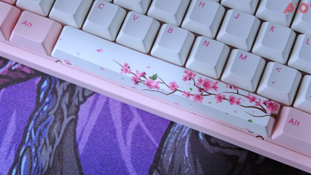 Varmilo Sakura And Sea Melody VA87M TKL Keyboard Review: Form And Function In Perfect Harmony 17