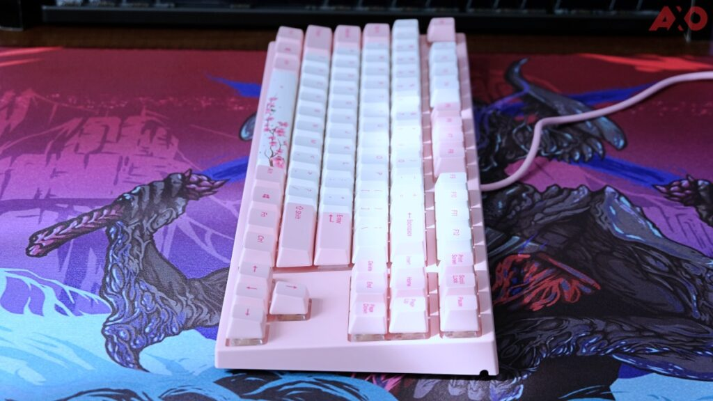 Varmilo Sakura And Sea Melody VA87M TKL Keyboard Review: Form And Function In Perfect Harmony 26