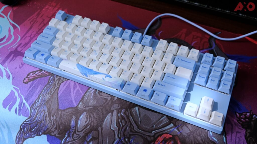 Varmilo Sakura And Sea Melody VA87M TKL Keyboard Review: Form And Function In Perfect Harmony 27