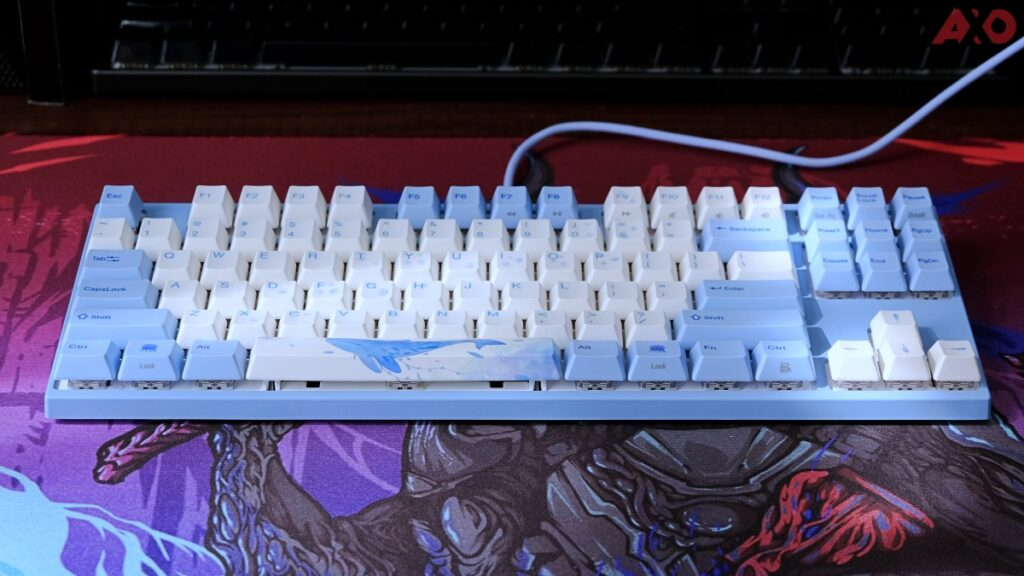 Varmilo Sakura And Sea Melody VA87M TKL Keyboard Review: Form And Function In Perfect Harmony 28