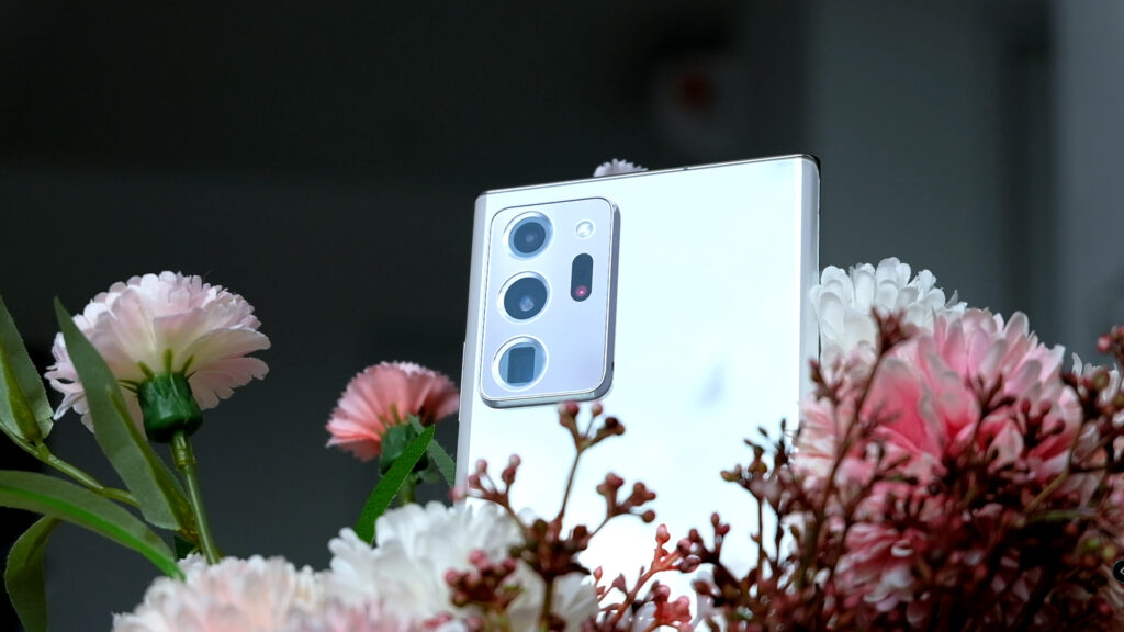 Samsung Galaxy Note20 Ultra 5G mobile photography challenge