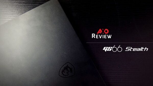 Review: MSI GS66 Stealth - Work and Game Stealthily Packed into One 3
