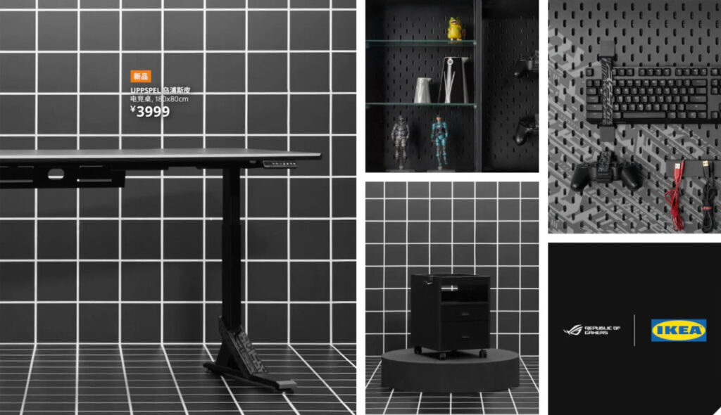 ASUS ROG x IKEA Collaboration Impresses With Affordable Gaming Furniture 11
