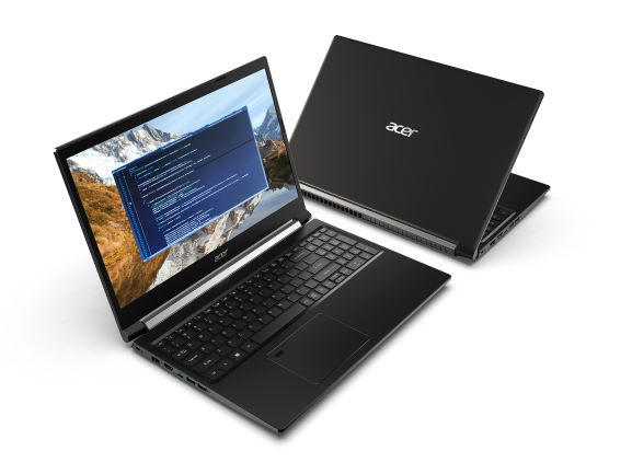 Aspire 5 And 7 Notebook