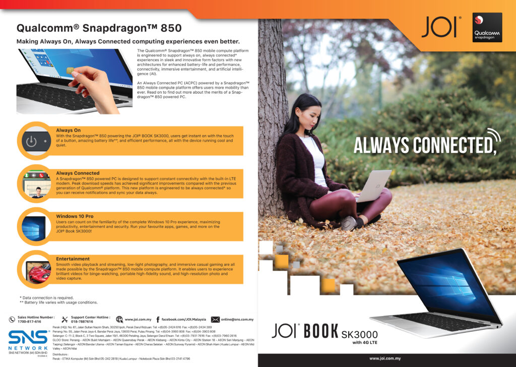 JOI Book SK3000