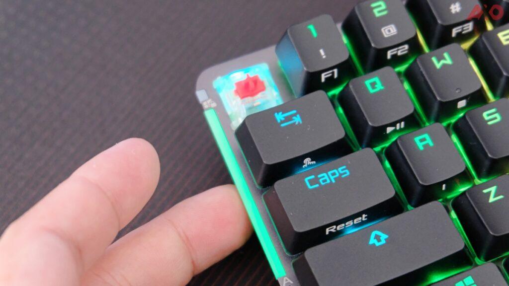 ASUS ROG Falchion Wireless Gaming Mechanical Keyboard