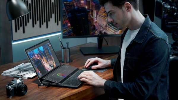 ASUS Announces Latest ZenBook Series and  Tilting ScreenPad Plus at CES 2021 22