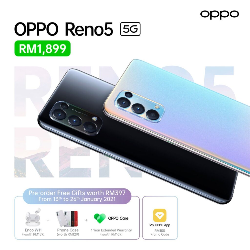 OPPO Reno5 Series Debuts In Malaysia; Prices Start From RM1,899 17