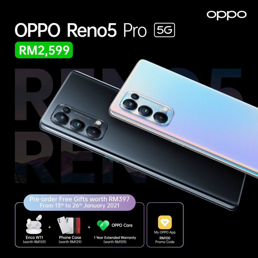 OPPO Reno5 Series Debuts In Malaysia; Prices Start From RM1,899 18