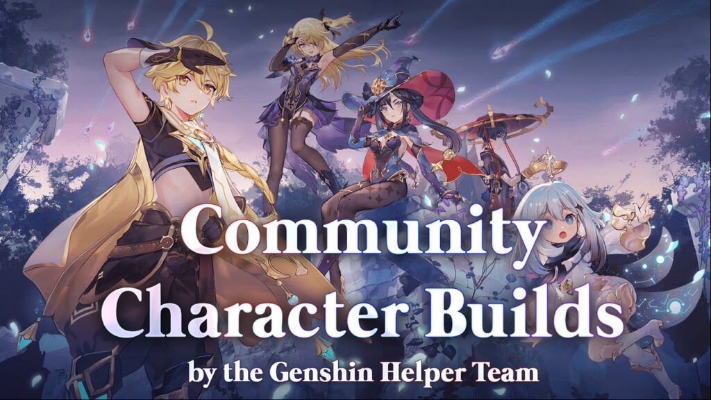 Genshin Impact CheatSheet: Task List, Character Builds, Currencies, And More 31