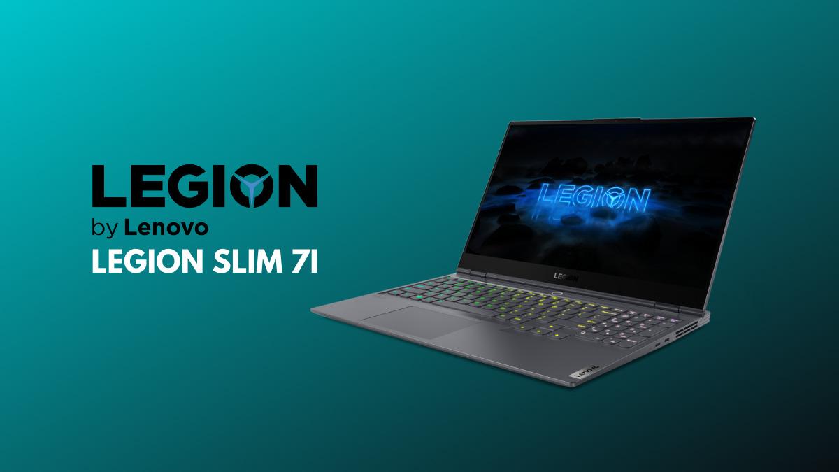 Lenovo Legion Slim 7i