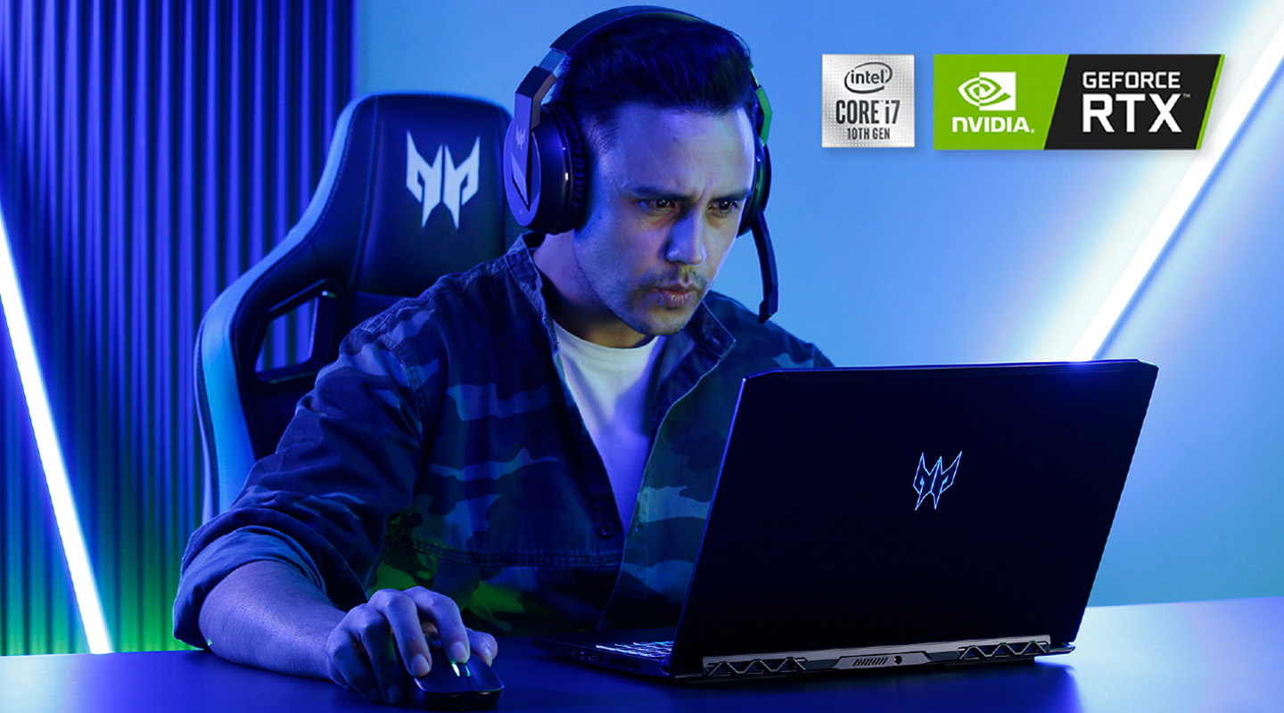Acer Updates Predator Triton 300 SE and Helios 300 Series Gaming Notebooks With New 11th Gen Intel and NVIDIA® GeForce RTX™ 30 Series Laptop GPUs 17