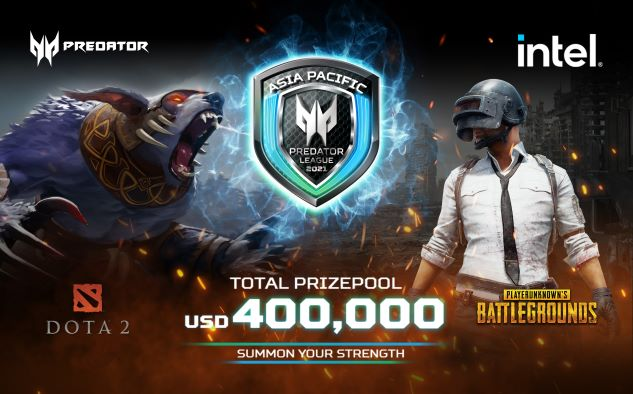 Asia Pacific Predator League 2020/21