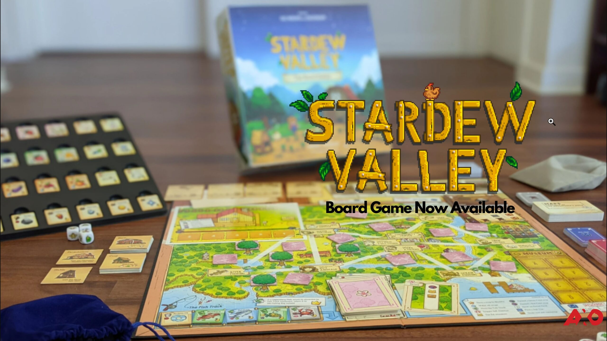 Stardew Valley: The Board Game Goes From Digital To On-Board farming with Friends 5