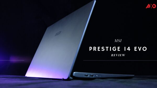 MSI Prestige 14 EVO Review: High Performance Lightweight Work Buddy 4