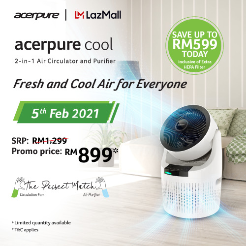 AcerPure Cool 2-In-1 Review: Keeping Your Home Both Clean And Cool 13