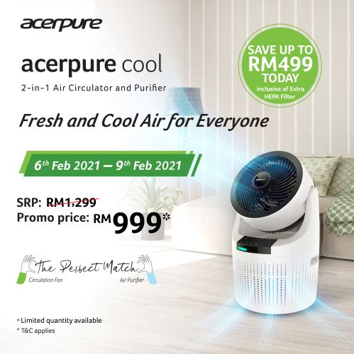 AcerPure Cool 2-In-1 Review: Keeping Your Home Both Clean And Cool 14