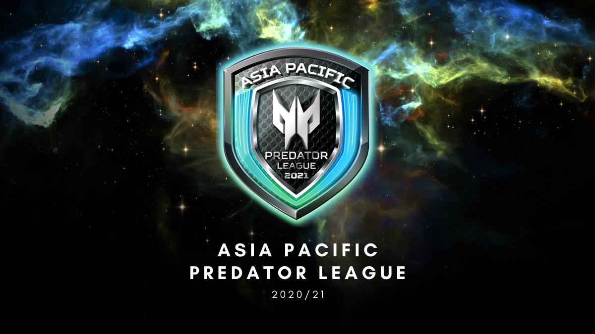 Asia Pacific Predator League 20/21