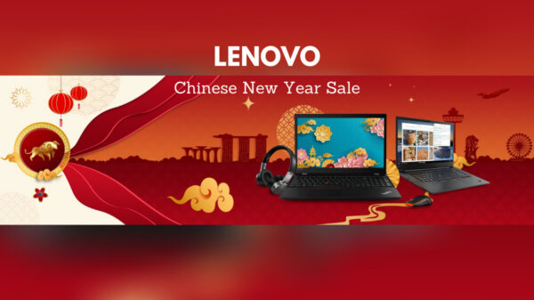 Lenovo Chinese New Year Sale