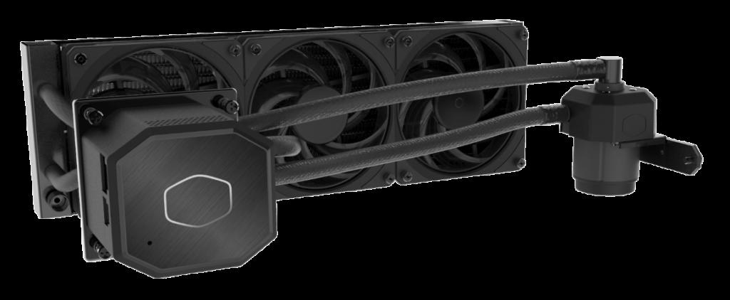Cooler Master MasterLiquid ML360 SUB-ZERO, a Thermoelectric (TEC) AIO CPU Cooler 8