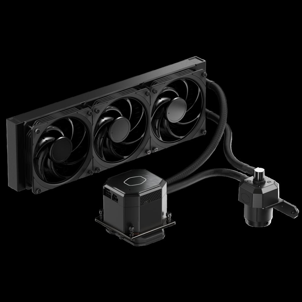 Cooler Master MasterLiquid ML360 SUB-ZERO, a Thermoelectric (TEC) AIO CPU Cooler 6