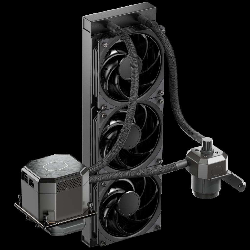 Cooler Master MasterLiquid ML360 SUB-ZERO, a Thermoelectric (TEC) AIO CPU Cooler 7