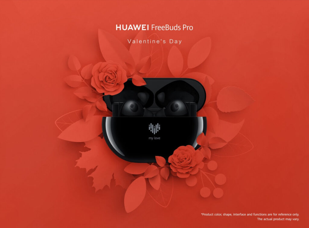Here's How You Can Get Free Engraving Service For Your Huawei FreeBuds Pro 7