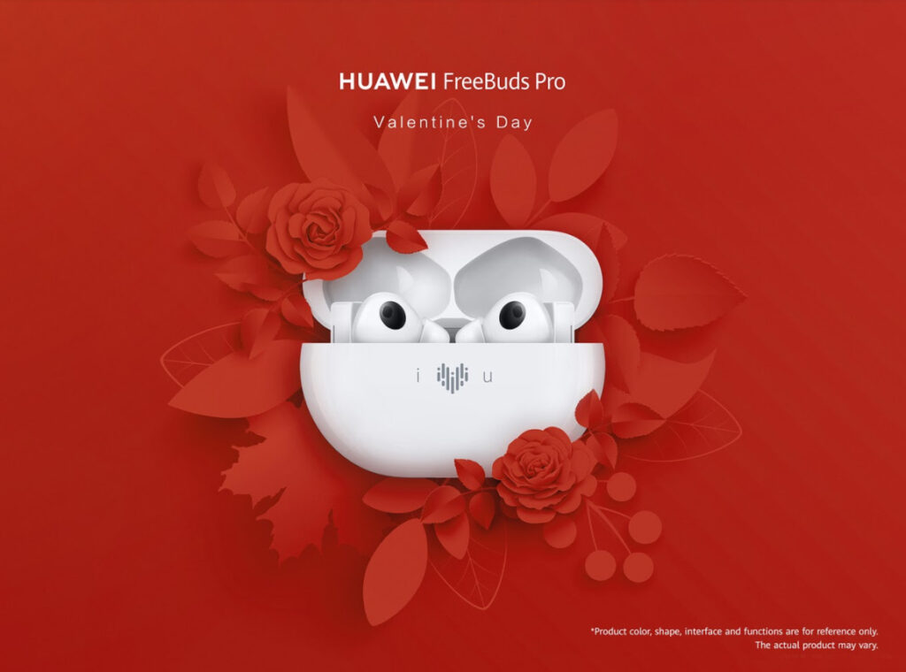 Here's How You Can Get Free Engraving Service For Your Huawei FreeBuds Pro 5