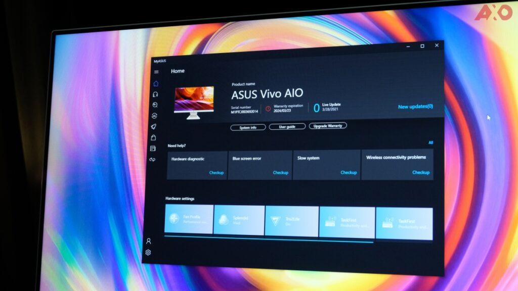 Asus V241 AIO PC